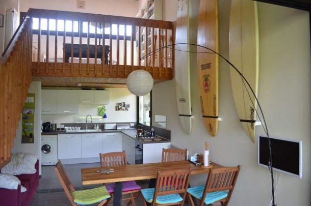 Location vacances Seignosse -  Appartement - 5 personnes - Télévision - Photo N° 1