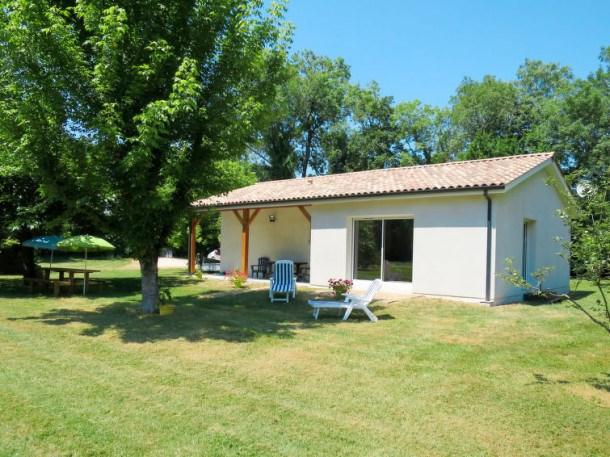 Location vacances Civrac-en-Médoc -  Maison - 4 personnes - Barbecue - Photo N° 1