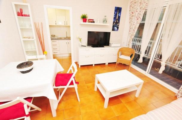 Location vacances Calella -  Appartement - 4 personnes - Télévision - Photo N° 1