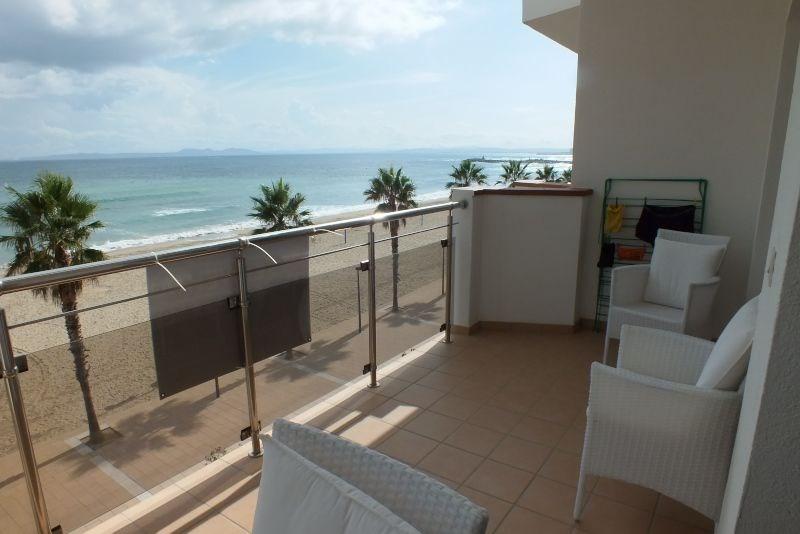 appartement 2 chambres front de mer