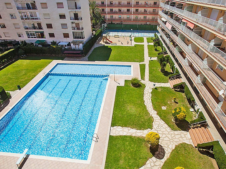 Location vacances Malgrat de Mar -  Appartement - 4 personnes -  - Photo N° 1
