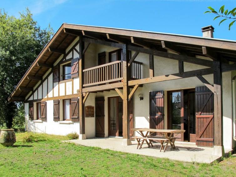 Location vacances Uza -  Maison - 10 personnes -  - Photo N° 1