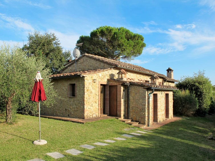 Maison pour 4 personnes à San Gimignano