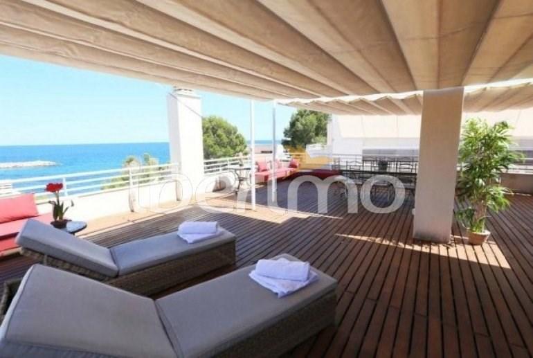 Location vacances l'Ametlla de Mar -  Appartement - 6 personnes - Télévision - Photo N° 1