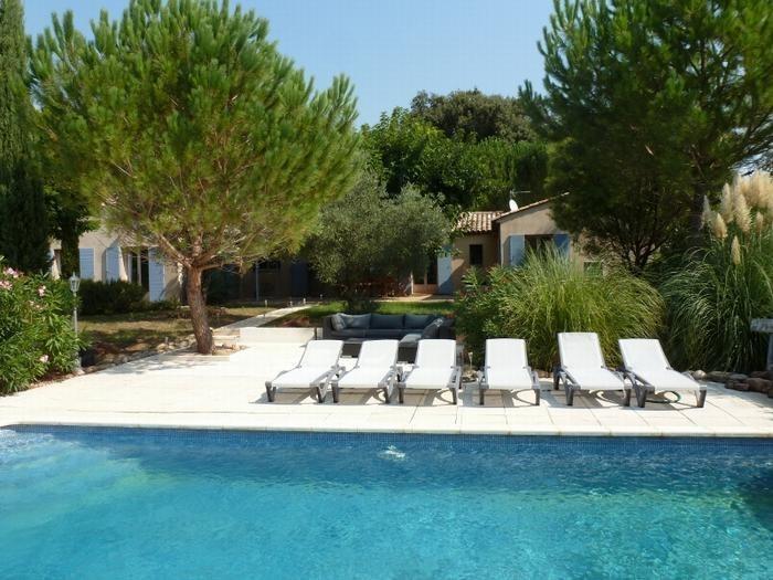 Villa pour 8 pers. avec piscine privée, Le Muy