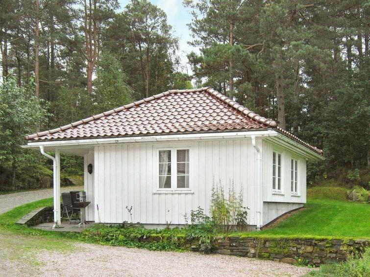 Maison pour 1 personnes à Høvåg