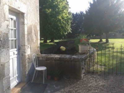 Holiday rentals Meung-sur-Loire - Cottage - 9 persons - Garden furniture - Photo N° 1