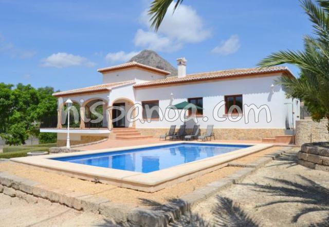 Villa de vacances à Javea - Location piscine Costa Blanca | we5067