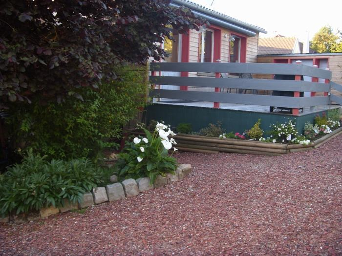 Holiday rentals Saint-Quentin-la-Motte-Croix-au-Bailly - House - 4 persons - BBQ - Photo N° 1