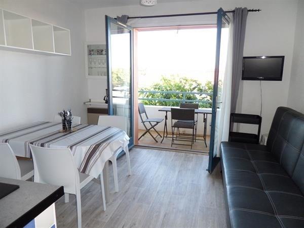 Biscarrosse Plage appartement pour 4 personnes à 250m de la plage
