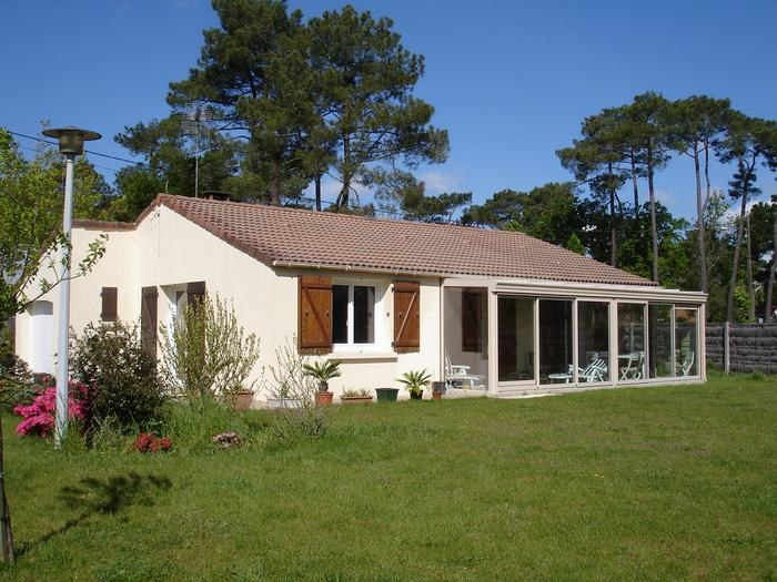 Location vacances Saint-Brevin-les-Pins -  Maison - 4 personnes - Barbecue - Photo N° 1