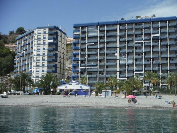 Location vacances Almuñécar -  Appartement - 6 personnes - Télévision - Photo N° 1