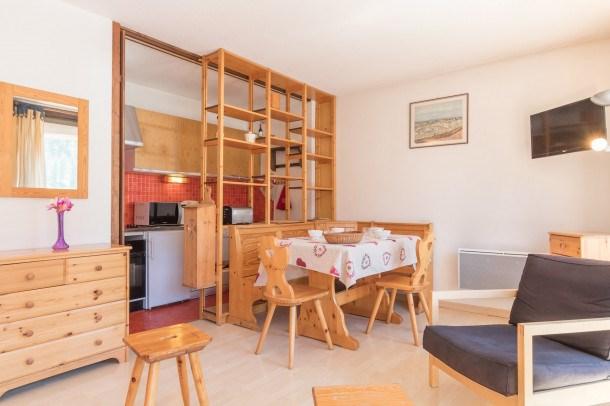Location vacances Montgenèvre -  Appartement - 7 personnes - Balcon - Photo N° 1