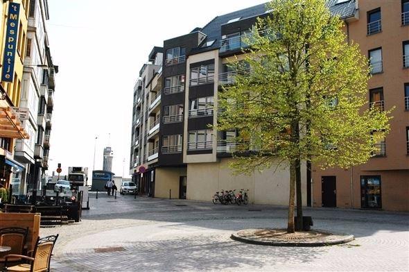 Appartement moderne sur la quai des pêcheurs (visserskaai)