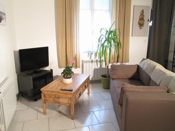Location vacances Rochefort -  Appartement - 4 personnes - Chaîne Hifi - Photo N° 1
