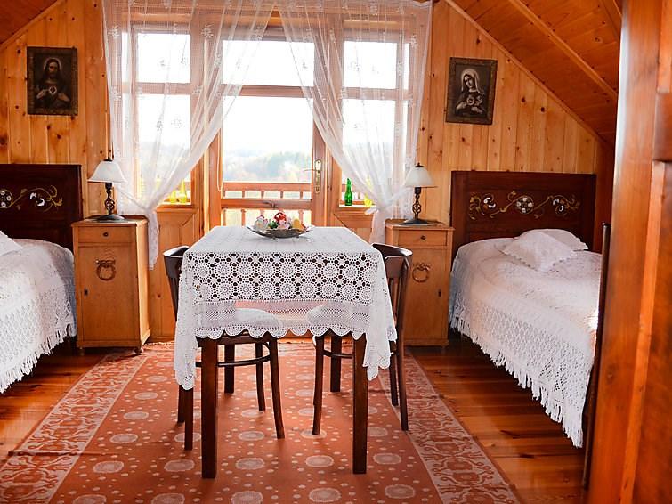 Maison pour 3 personnes à Borowna