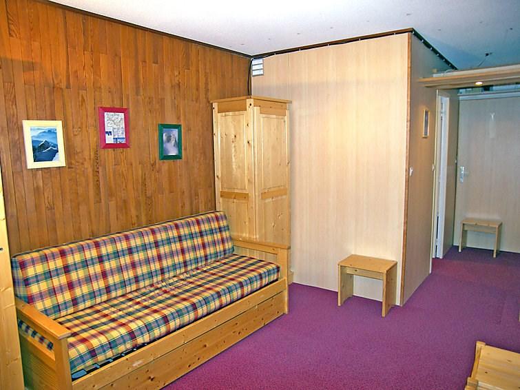 Location vacances Tignes -  Appartement - 3 personnes -  - Photo N° 1