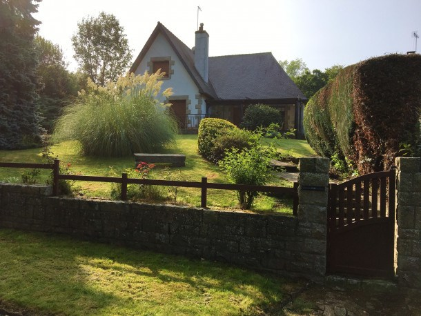 Location vacances Miniac-Morvan -  Maison - 6 personnes - Barbecue - Photo N° 1