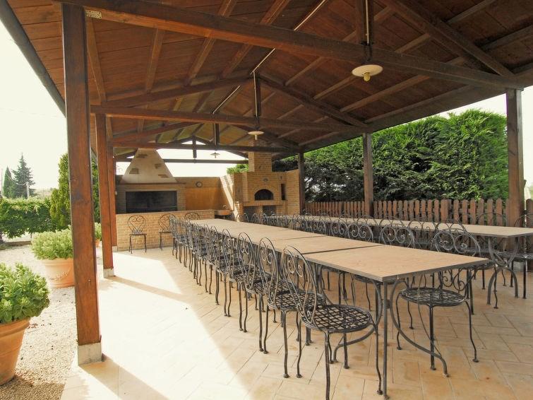 Appartement pour 15 à Castiglione del Lago