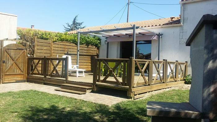 Location vacances Marennes -  Maison - 6 personnes - Barbecue - Photo N° 1
