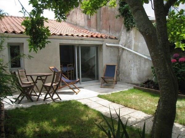 Maison 3 pièces- 44 m² environ- jusqu'à 4 personnes.