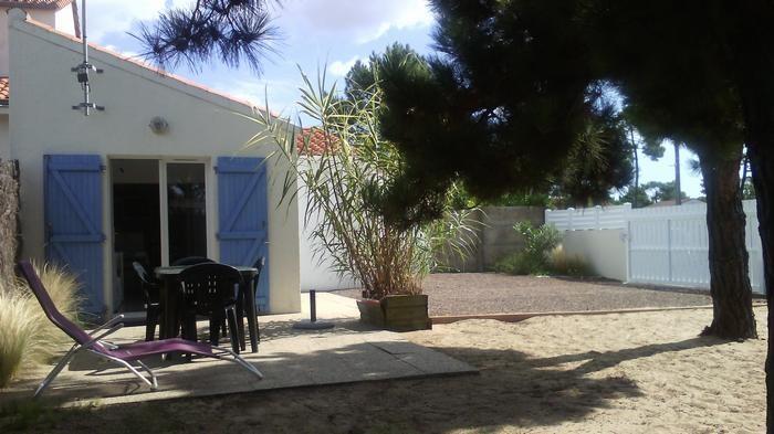 Alquileres de vacaciones La Faute-sur-Mer - Casa - 4 personas - BBQ - Foto N° 1