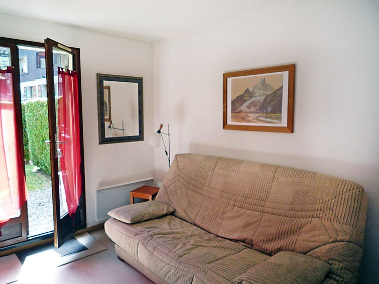 Appartement pour 1 personnes à Les Houches