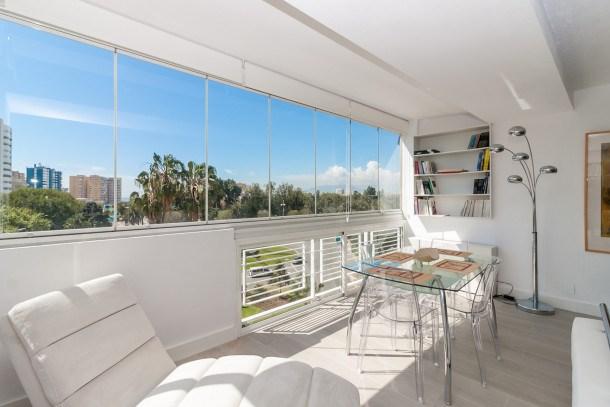 Location vacances Málaga -  Appartement - 7 personnes - Télévision - Photo N° 1