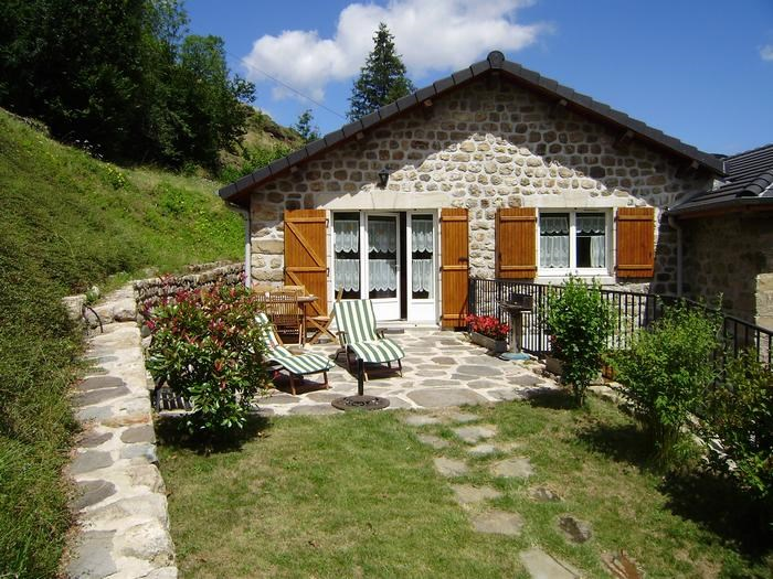 Holiday rentals Saint-Martial - House - 6 persons - BBQ - Photo N° 1