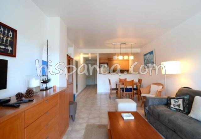 Holiday rentals Pals - Apartment - 5 persons - Television - Photo N° 1