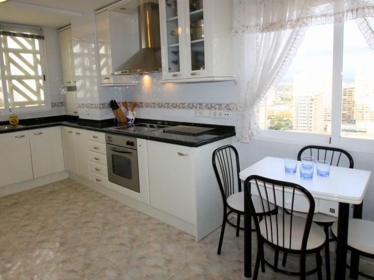 Location vacances Benidorm -  Appartement - 6 personnes -  - Photo N° 1