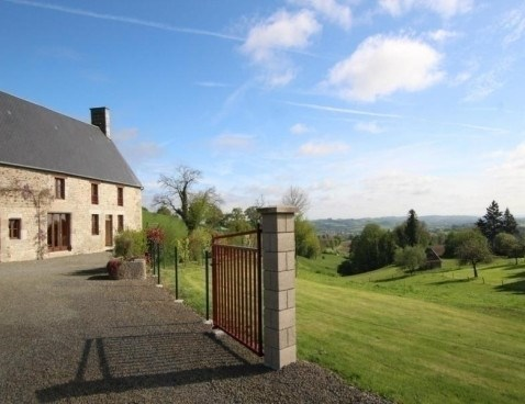 Location vacances Saint-Vigor-des-Monts -  Maison - 7 personnes - Barbecue - Photo N° 1