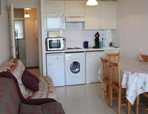 Location vacances Fort-Mahon-Plage -  Appartement - 4 personnes - Télévision - Photo N° 1