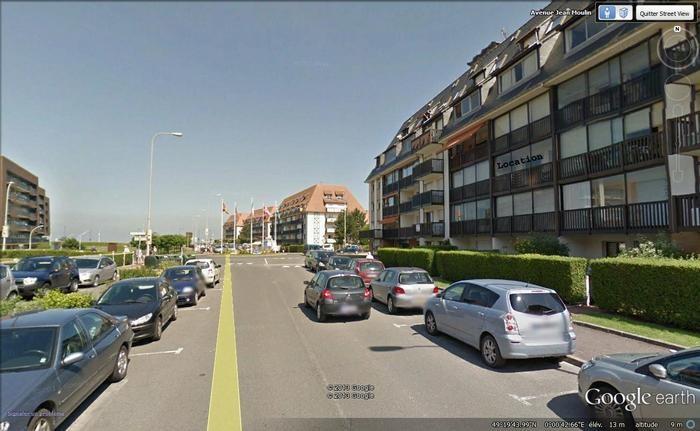 Appartement pour 2 pers. avec parking privé, Villers-sur-Mer