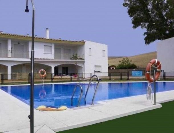 Location vacances Barbate -  Appartement - 10 personnes - Télévision - Photo N° 1