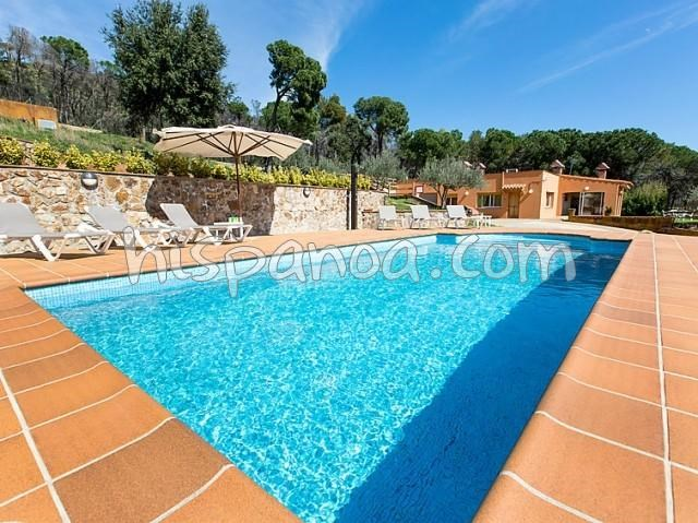 Holiday rentals Calonge - House - 8 persons - Television - Photo N° 1