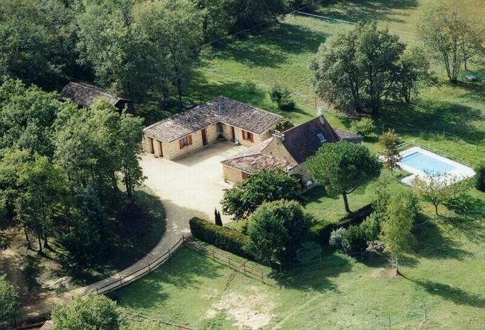 Location vacances Badefols-sur-Dordogne -  Maison - 2 personnes - Barbecue - Photo N° 1