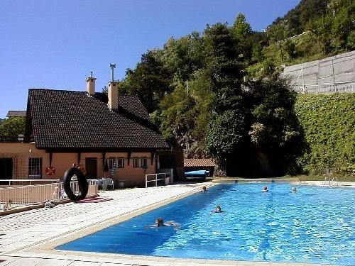 Location vacances Guillaumes -  Gite - 7 personnes - Salon de jardin - Photo N° 1