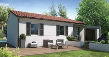 Maison  3 pièces + Terrain 300 m² Fitou par DEMEURES DU ROUSSILLON
