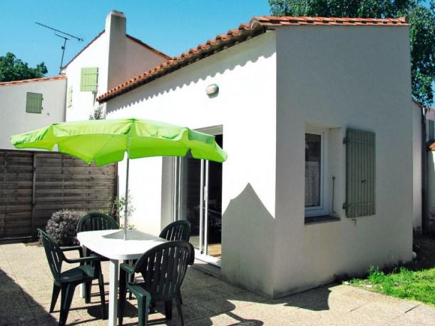 Location vacances Ars-en-Ré -  Appartement - 2 personnes - Barbecue - Photo N° 1