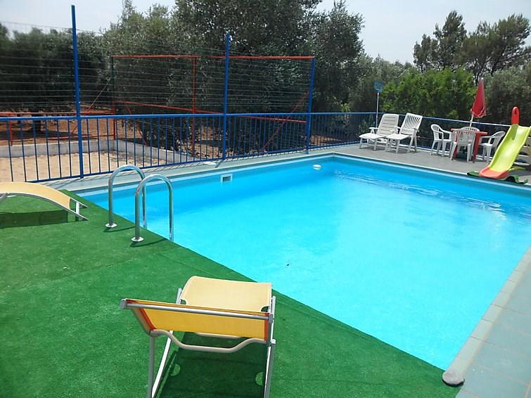 Appartement pour 4 personnes à Martina Franca