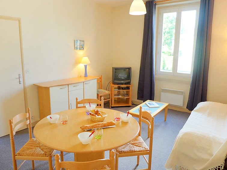 Location vacances Dinard -  Appartement - 6 personnes - Salon de jardin - Photo N° 1