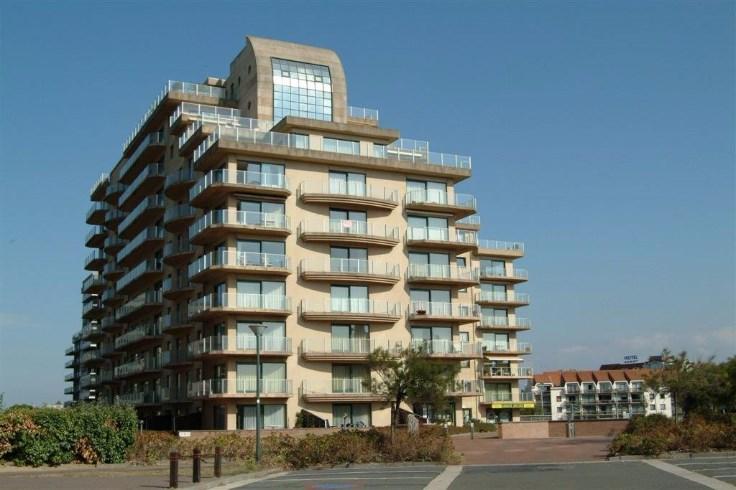 Appartement ensoleillé avec superbe vue sur le 'Westhoek'