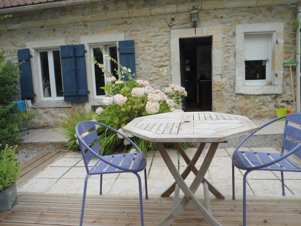 Location vacances Marquise -  Gite - 3 personnes - Barbecue - Photo N° 1