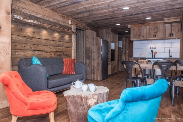Location vacances La Bresse -  Appartement - 3 personnes - Barbecue - Photo N° 1