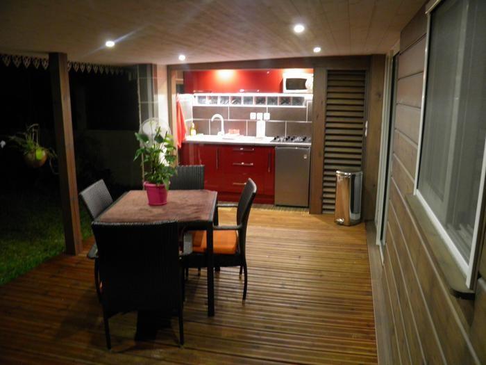 Location vacances Saint-Paul -  Maison - 2 personnes - Barbecue - Photo N° 1