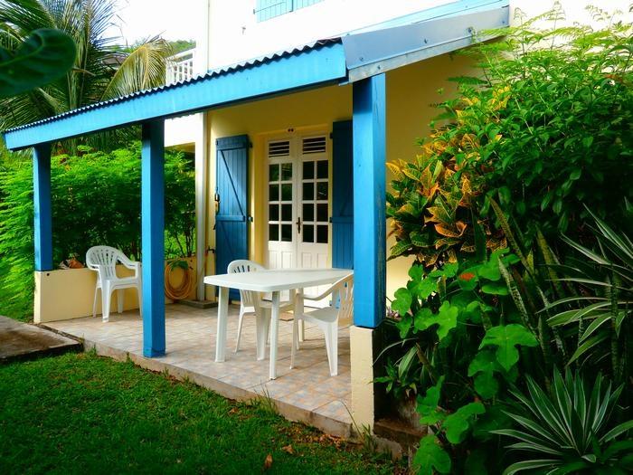 Location vacances Le Diamant -  Appartement - 4 personnes - Jardin - Photo N° 1