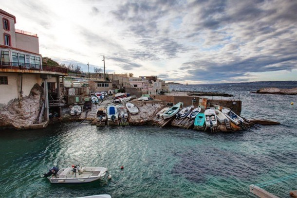 Lofts Malmousque - Marseille