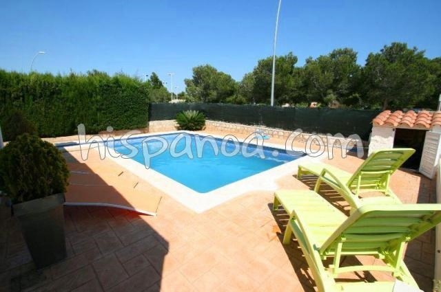 House for 8 ppl. with pool, l'Ametlla de Mar