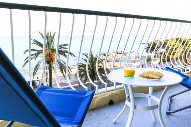 Location vacances Nice -  Appartement - 3 personnes - Télévision - Photo N° 1